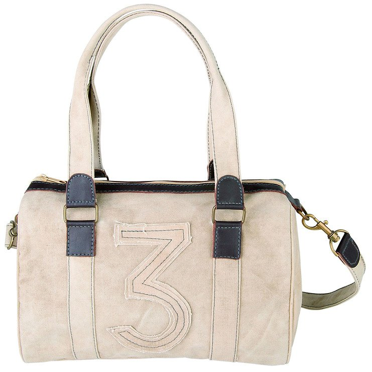 Lifestyle Tasche Canvas bag fancy - Pic 1