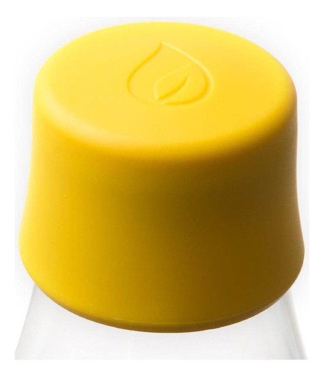 Retap Deckel für 0,3l, 0,5l, 0,8l Flasche gelb - Pic 1