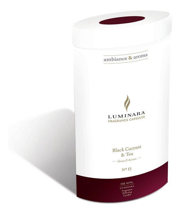 Luminara Duftkapsel Nr. 15 Black Currant & Tea - Pic 1