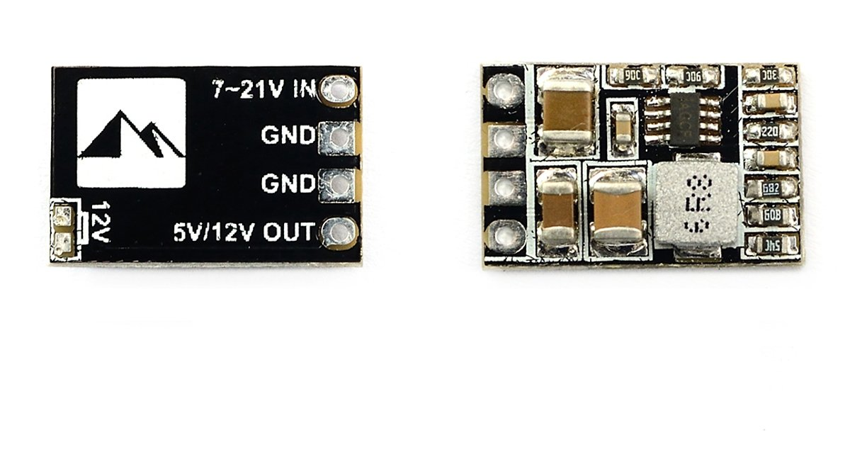 Matek Micro BEC 1.5A 5V/12V Schaltbar - Pic 1
