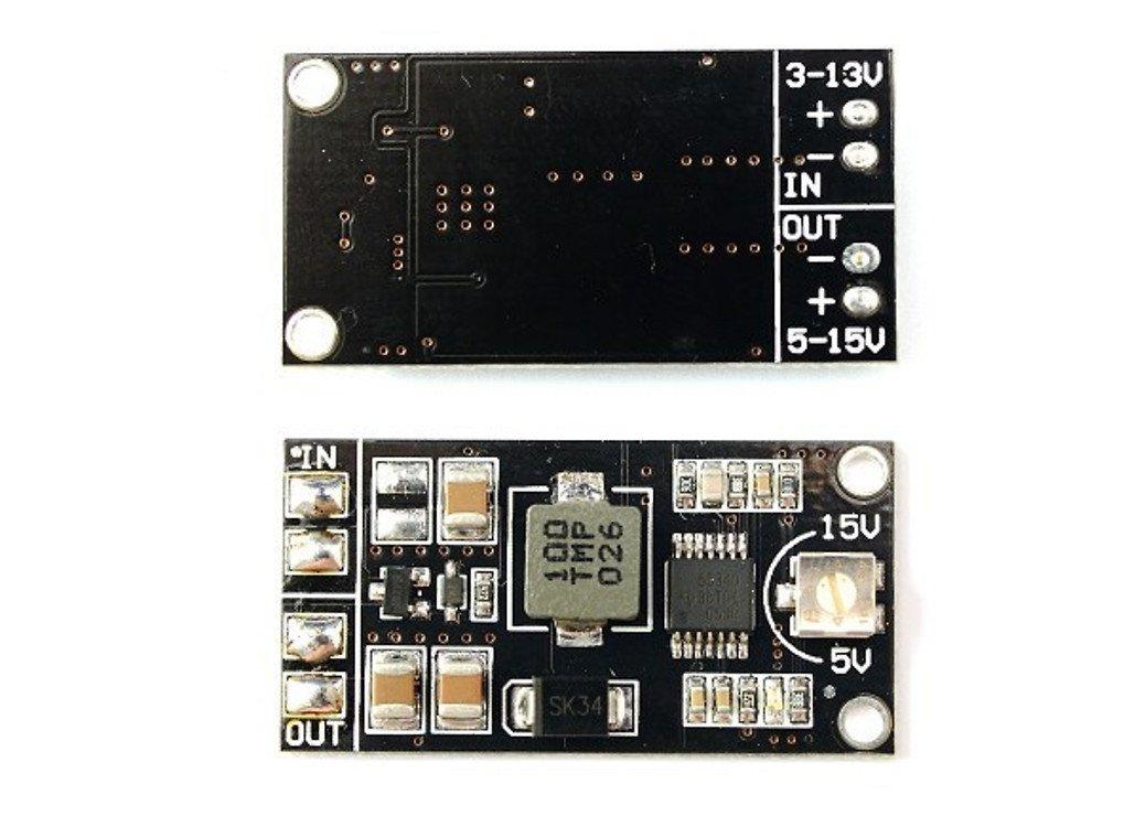 Matek Voltage Booster, 3-13V to 5-15V Spannungsregler - Pic 1