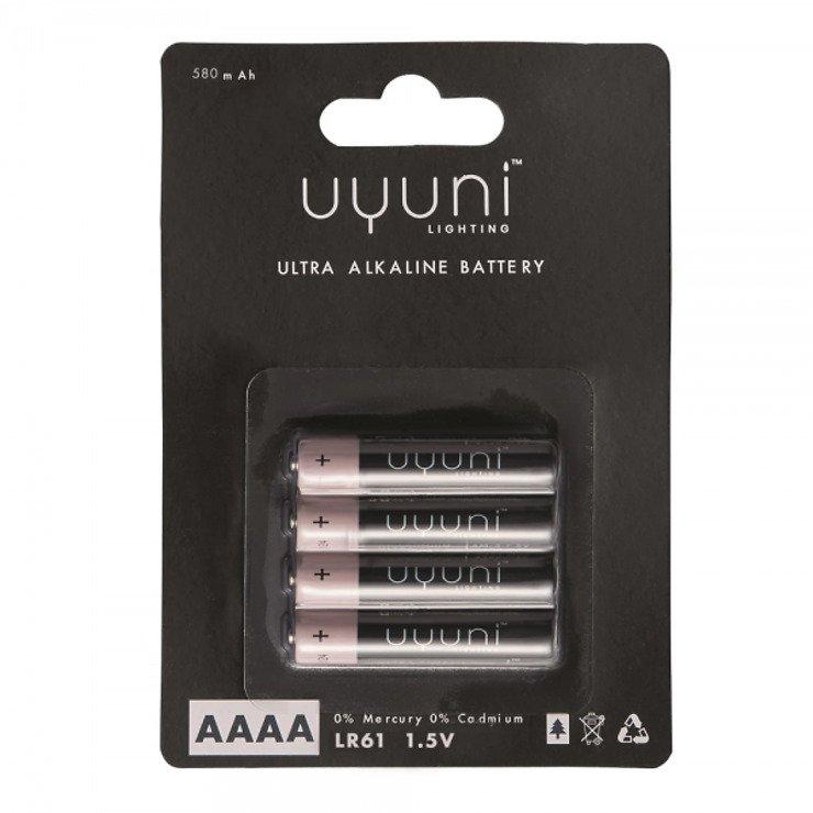 UYUNI Lighting Batterien AAAA 1,5V - Pic 1