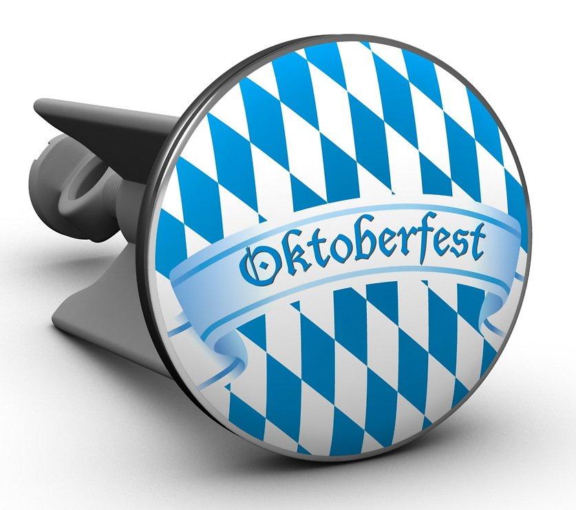 Plopp Waschbeckenstöpsel Oktoberfest - Pic 1