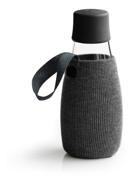 Retap Sleeve Flaschenhülle für 0,3 l Flasche schwarz - Pic 1