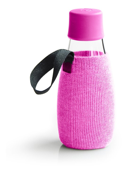 Retap Sleeve Flaschenhülle für 0,3 Flasche magenta - Pic 1