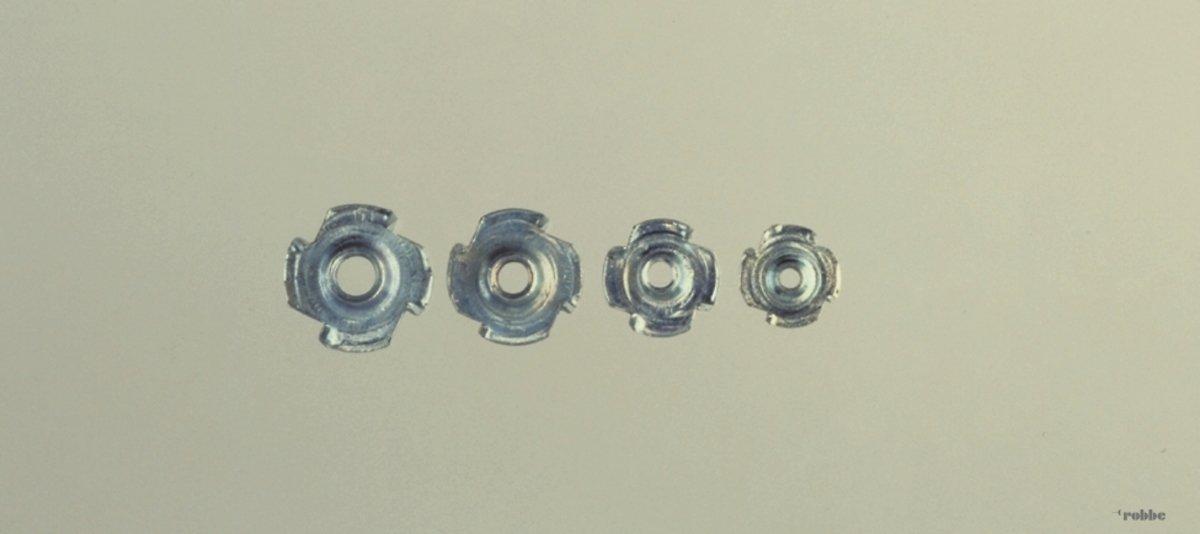 Unterlegscheiben M3 X 5 10Stk - Pic 1