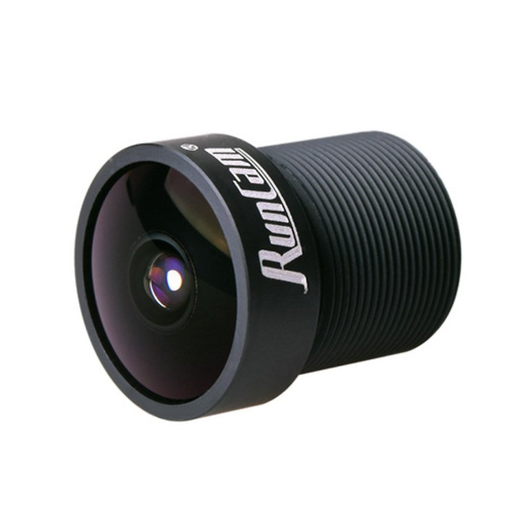 RunCam RC21 FPV Linse - 2,1mm - FOV165 - Pic 1