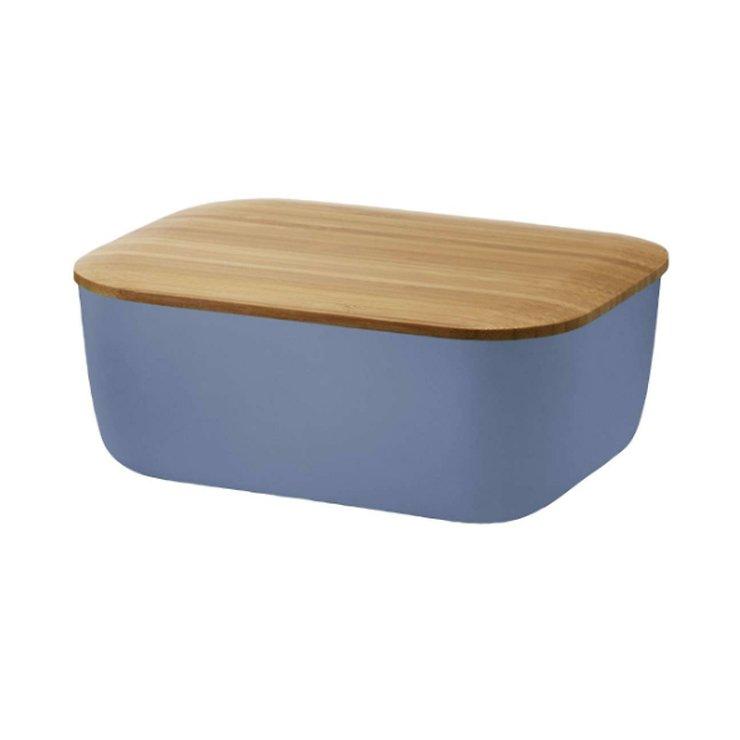 Rig-Tig by Stelton Butterdose Box-it Melamin dunkelblau - Pic 1