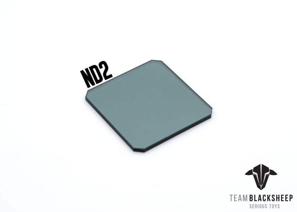 TBS Glas ND Filter ND2 - Pic 1