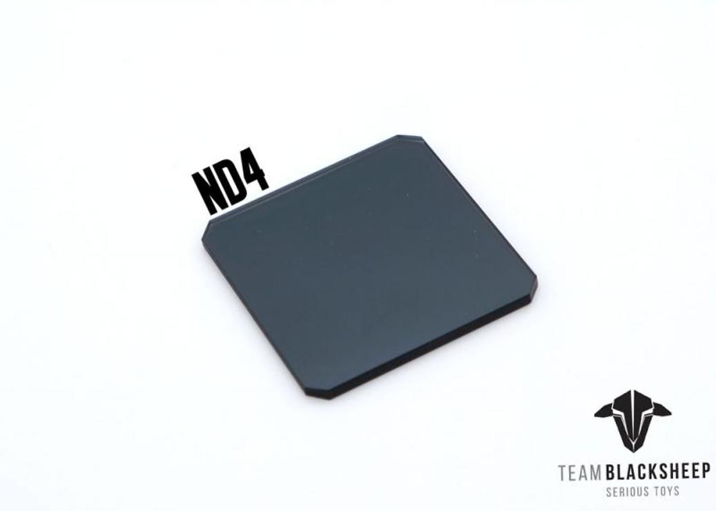 TBS Glas ND Filter ND4 - Pic 1
