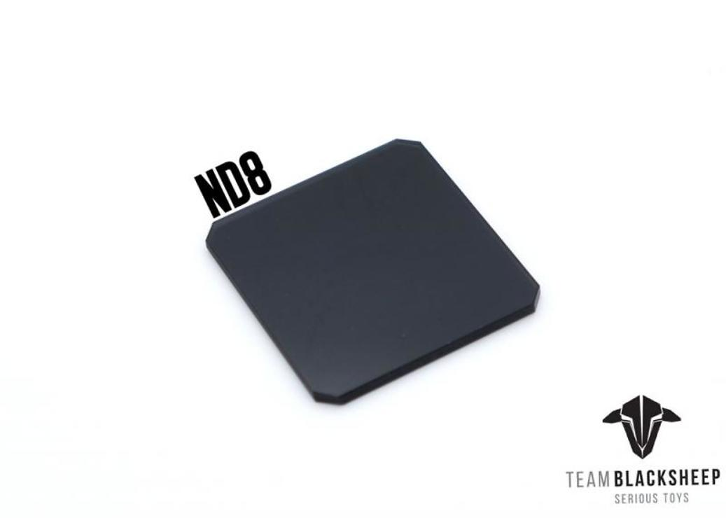 TBS Glas ND Filter ND8 - Pic 1