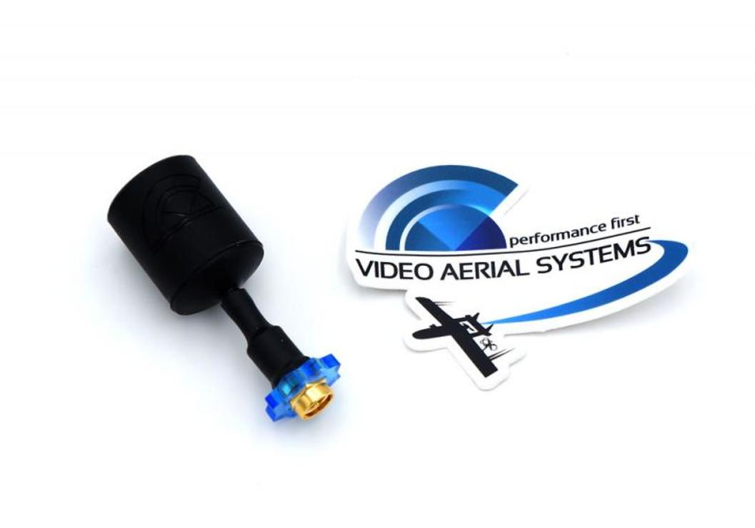IBCrazy VAS ION V2 Stubby 5.8GHz FPV Antenne RHCP - Pic 1