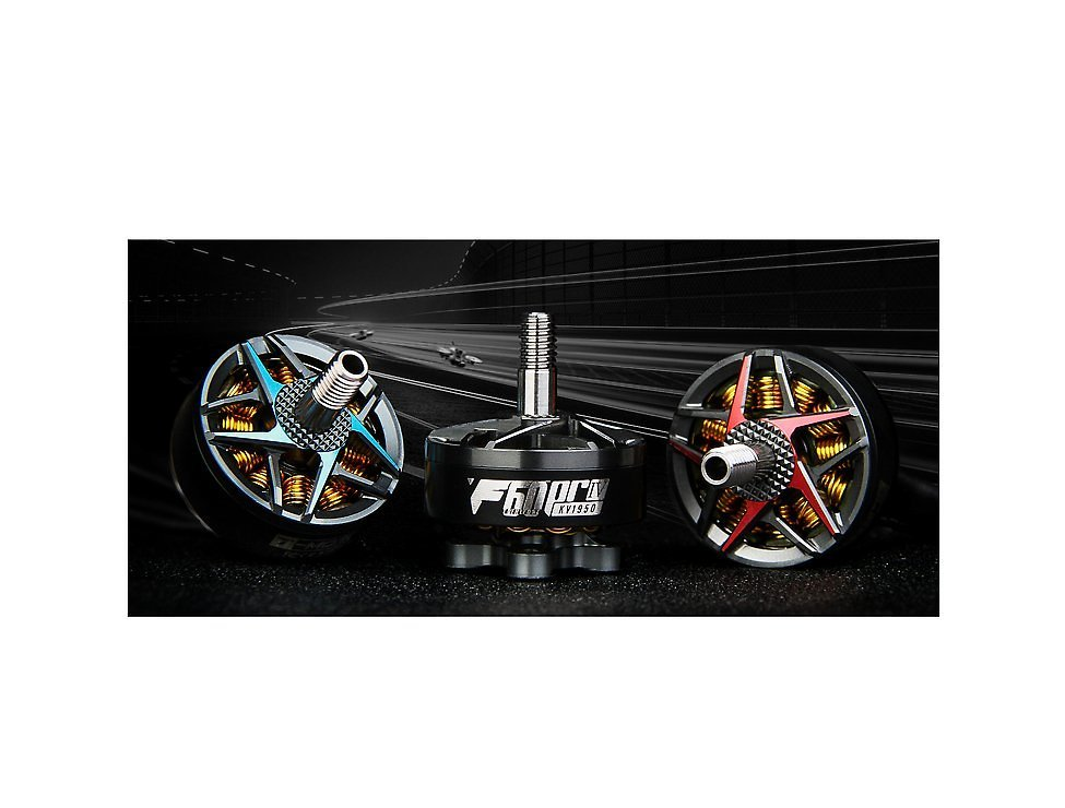 T-Motor F60 Pro IV 2550KV Grau - Pic 1
